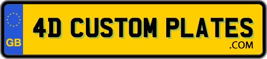 4D Custom Plates